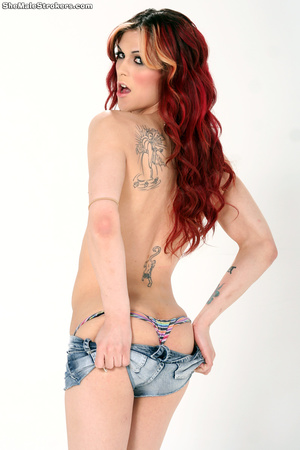 Hi boys, my name is Domino from Atlanta, - XXX Dessert - Picture 5