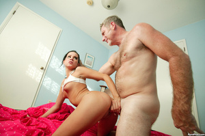 Check this young bitch with no morals fu - XXX Dessert - Picture 7
