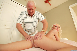 This girl gets old over this old dudes c - XXX Dessert - Picture 7