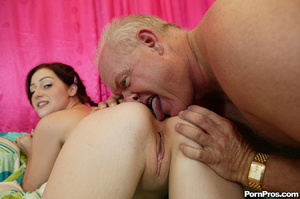 Check this sick slut out! She fucks and  - XXX Dessert - Picture 11