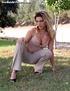 "I'm Tanya, a Cuban-American Blonde bombshell! I'm 5'9"", 135 lbs, 34B-26-36"