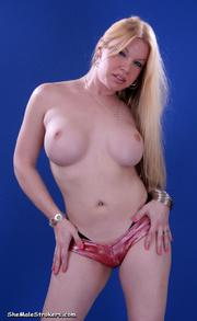 blonde and beautiful vicki