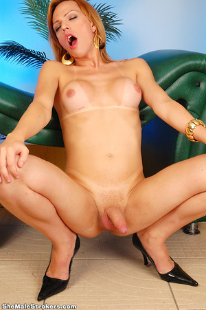 Alessandra is an exotic T-Girl from Sout - XXX Dessert - Picture 7