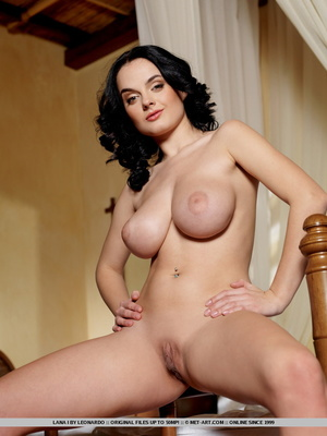Raven-haired fantasy of magnificent prop - XXX Dessert - Picture 12