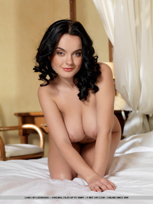 Raven-haired fantasy of magnificent prop - XXX Dessert - Picture 17