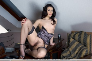 Exotic, lusty, and daring hottie in all- - XXX Dessert - Picture 16