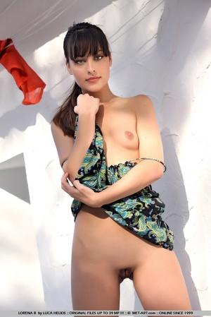 Lorena has dark long hair and cat like e - XXX Dessert - Picture 16
