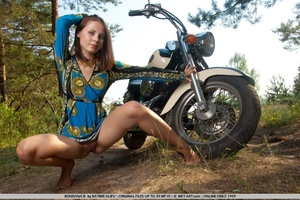 Tags: Closeup, motorcycle, perky nipples - XXX Dessert - Picture 18
