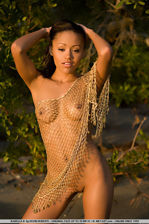 Colorful young exotic nymph has a beauti - XXX Dessert - Picture 9