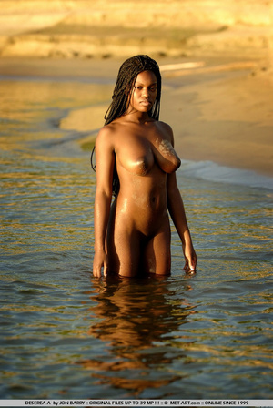Out on the beach and in public black is  - XXX Dessert - Picture 10