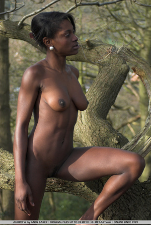 Aubrey is wonderful woman of color in th - XXX Dessert - Picture 1