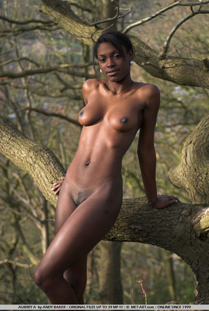 Aubrey is wonderful woman of color in th - XXX Dessert - Picture 8