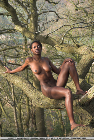 Aubrey is wonderful woman of color in th - XXX Dessert - Picture 15