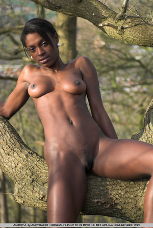 Aubrey is wonderful woman of color in th - XXX Dessert - Picture 16