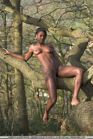 Aubrey is wonderful woman of color in th - XXX Dessert - Picture 17