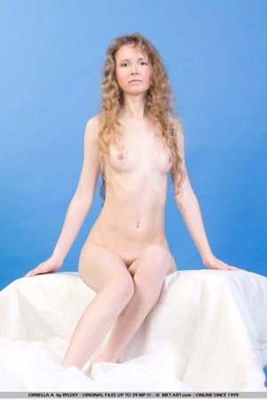 Pale, slender model with petite and yout - XXX Dessert - Picture 17