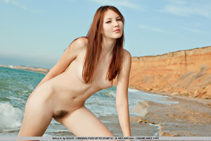 Sly girl who gets nude and has a great l - XXX Dessert - Picture 16