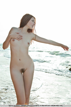 Sly girl who gets nude and has a great l - XXX Dessert - Picture 19
