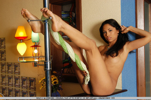 Dark skinned Latina with a hot petite bo - XXX Dessert - Picture 8