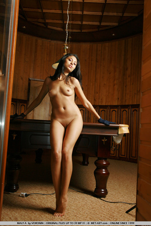 Dark haired Asian girl who starts off in - XXX Dessert - Picture 2