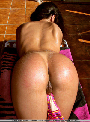 Latina with big sexy lips and blazing ey - XXX Dessert - Picture 1