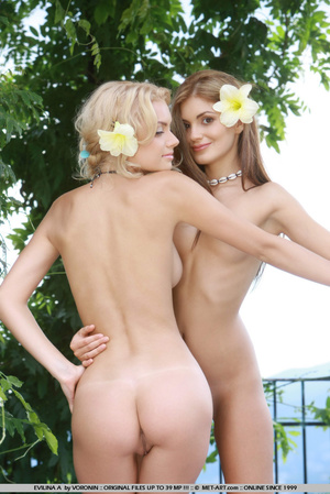 Two wonderful models are exciting to wat - XXX Dessert - Picture 19