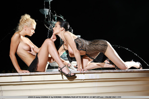 Two more sexy girls you will never see,  - XXX Dessert - Picture 4