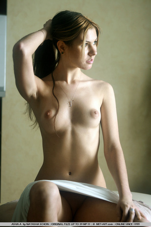 This new model has perfect breasts and n - XXX Dessert - Picture 3