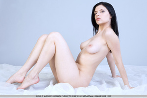 Tags: Lingerie, pale skin, stockings. - XXX Dessert - Picture 14
