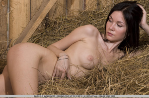 Naughty looks from this dark haired girl - XXX Dessert - Picture 12