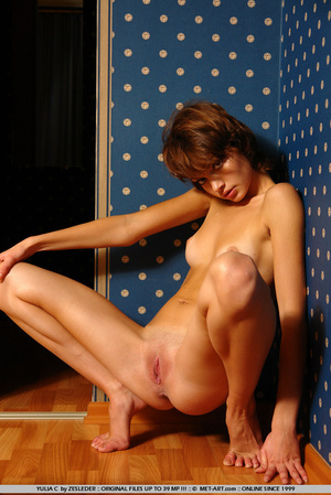 New model Yulia is youthful and lean, th - XXX Dessert - Picture 11