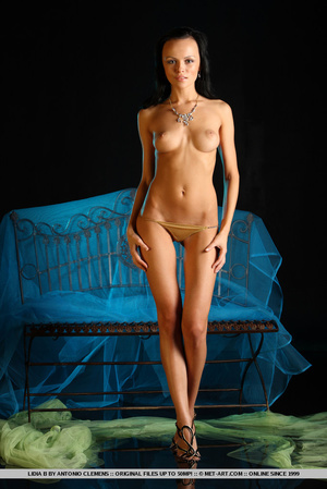 An impressive erotic display of petite,  - XXX Dessert - Picture 1
