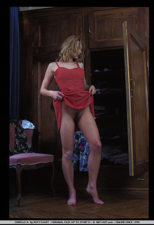 This set has a cute blonde playing dress - XXX Dessert - Picture 3
