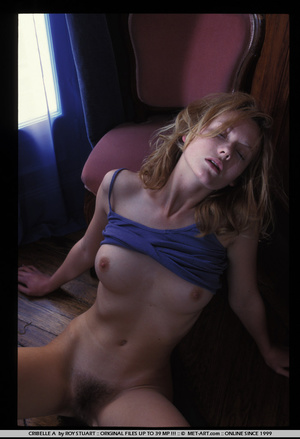 This set has a cute blonde playing dress - XXX Dessert - Picture 9