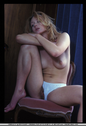 This set has a cute blonde playing dress - XXX Dessert - Picture 17