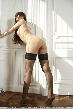 Tags: Bra, panties, stockings. - XXX Dessert - Picture 8