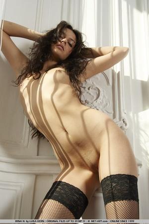 Tags: Bra, panties, stockings. - XXX Dessert - Picture 9