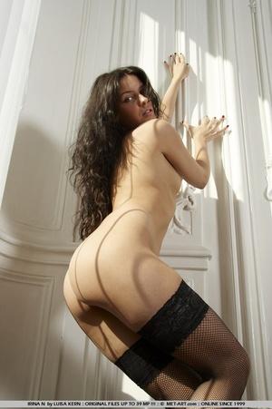 Tags: Bra, panties, stockings. - XXX Dessert - Picture 13