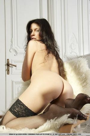 Tags: Bra, panties, stockings. - XXX Dessert - Picture 17