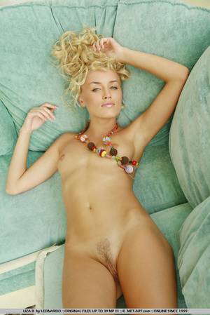 Liza is back as the ageless blonde with  - XXX Dessert - Picture 2