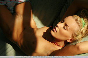Liza is back as the ageless blonde with  - XXX Dessert - Picture 12