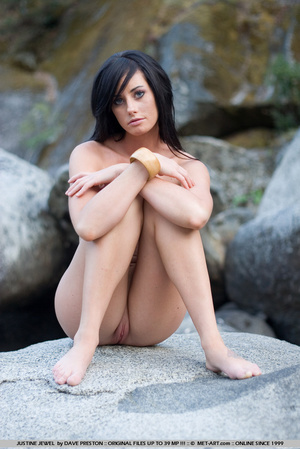 Nature lover in this model who loves to  - XXX Dessert - Picture 5