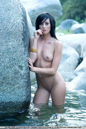 Nature lover in this model who loves to  - XXX Dessert - Picture 16