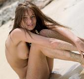 Tags: Beach, beautiful body, beautiful breasts, beautiful eyes, freckles,