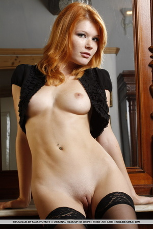 Mia Sollis is an effortless charmer with - XXX Dessert - Picture 17