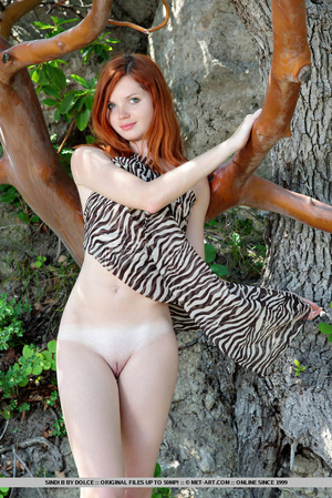 Fresh and youthful beauty with a fiery a - XXX Dessert - Picture 5