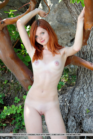 Fresh and youthful beauty with a fiery a - XXX Dessert - Picture 9