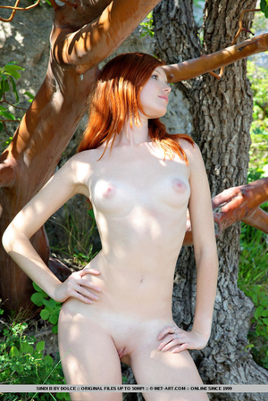 Fresh and youthful beauty with a fiery a - XXX Dessert - Picture 16