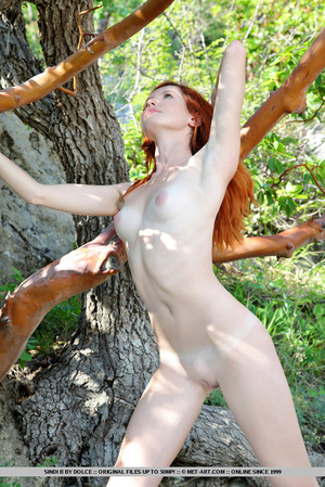 Fresh and youthful beauty with a fiery a - XXX Dessert - Picture 17