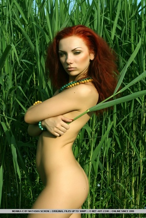 Lusty and erotic redhead in daring and a - XXX Dessert - Picture 12